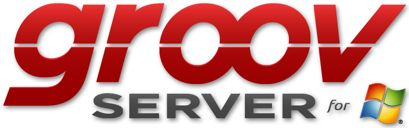 logo: groov Server for Windows